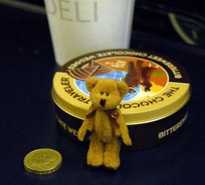 nano the bear