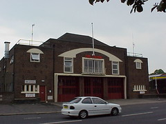 Fire Station, Belfast
