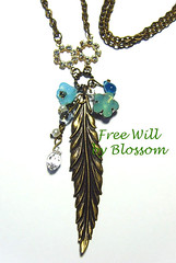 Free Will necklace