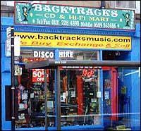 Backtracks Music shop Edinburgh Scotland (hatmandj) Tags: music records art hat statue fun scotland crazy interesting funny edinburgh lol vinyl guitars scottish disney entertainment unusual wonderland speakers citycentre quirky computergames hire hatter tollcross broughamstreet recordplayers backtracks funphoto backtracksmusicshopedinburgh recordshopedinburgh gamesshopedinburgh secondhandshopedinburgh