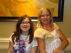 Amber and Meghan (langelrj) Tags: cwd ffl2008