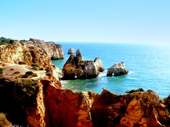 Algarve on the rocks ... (juntos ( MOSTLY OFF)) Tags: sea summer hot me portugal rocks shots cliffs atlantic beaches algarve favourite inspire soe fci goldstar águas blueribbon outstanding gbr divinas lifeasiseeit theoldport outstandingshots mywinners diamondheart platinumphoto visiongroup holidaysvacanzeurlaub irresistiblebeauty envyofflickr rubyawards theunforgettablepictures goldsealofquality popsgallery platiniumphotography betterthangood everydayissunday theperfectphotographer goldstaraward flickrcubismaward imaginepoetry multimegashot yrpreferredpicture postaisdeportugal vision100 poseidonsdance aguasdivinas amswesomeshot crtstalaward wmpyriancityandlanscapes fotocyfers phenomealpictureperfect fantasticoaplacetodream goldenmasterpiece