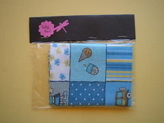 Fabric (ONE by one) Tags: gift present regalo recibido maluciana26