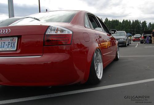 Re: Bagged/Lowed Audi
