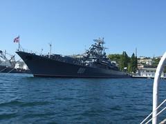 """Guided Missile Frigate """"Ladny"""" (Bralgin) Tags: marine ship cityscape flag military vessel ukraine fleet sevastopol blacksea warship  navaljack igorbralgin  russianavy"""