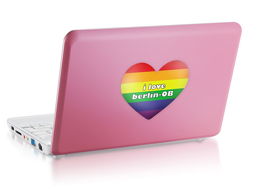 "MSI Wind ""i love Berlin"" Design"