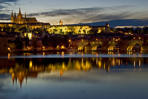 Prague Castle by Alida's Photos