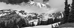 Mt_Rainier_5987-Edit-2 (absencesix) Tags: panoramasections topano bw clouds hasmetastyletag locale locations mountrainier mountrainiernationalpark mountrainierwa07262008 mountains mountainsmountainranges nationalpark naturallocale nature northamerica panorama sky summer2008travel travel unitedstates verticalstitch washington weather camera:make=canon exif:focal_length=45mm geostate exif:model=canoneos30d geocountrys geocity exif:iso_speed=100 exif:aperture=ƒ16 camera:model=canoneos30d exif:lens=240700mm exif:make=canon 1125secatf16 45mm 2470mm canoneos30d iso100 noflash manualmode 2008 july july262008 selfrating5stars subjectdistanceunknown