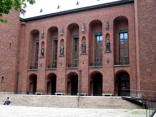 Stockholm City Hall - Main Building