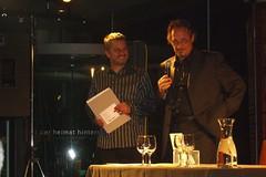 Robert Renk und Heinz D. Heisl