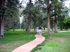walk on grounds
