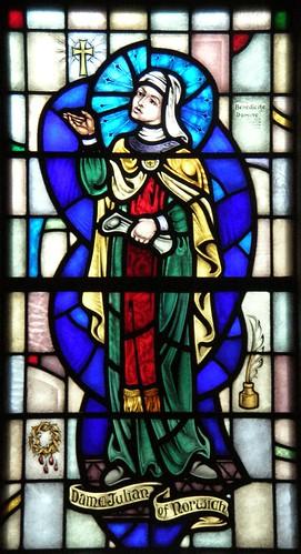 Dame Julian of Norwich (St Chrysostom's, Quincy))