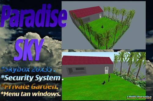 Paradise Sky Box 1
