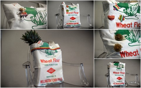 Mother Earth Flour Sacks