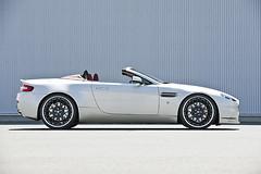 Hamann Aston Martin V8 Vantage convertible pictures