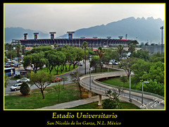 El Estadio Universitario