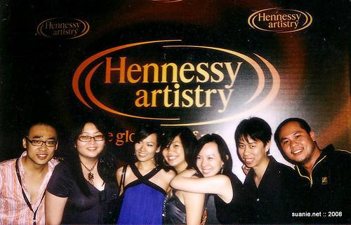Hennessy Artistry @ Orange 01