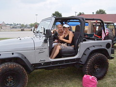 jeepbabes 368 (DezperadoJeep) Tags: ladies jeep babes chicks wrangler dezperado