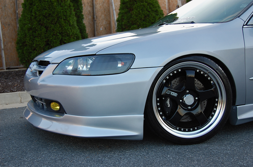 The Official 6th Gen Accord Wheel Offset Thread Honda Accord Forum