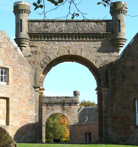 Arches at Culzean