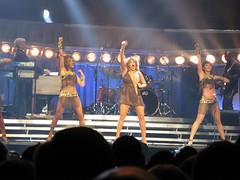 Tina dancers