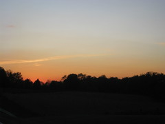 Dusk 1 (Volleyhart) Tags: sunset blueridge blacksburgva southwestva duskcolors
