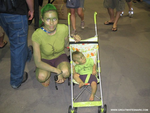 Incredible Hulk Baby Costume at Comic-Con 2008  sc 1 st  Flickriver & Incredible Hulk Baby Costume at Comic-Con 2008 - a photo on Flickriver