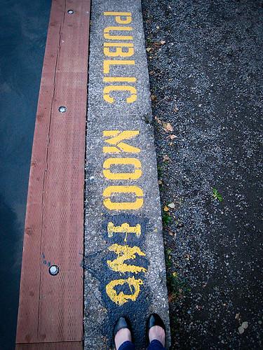 Public Mooing