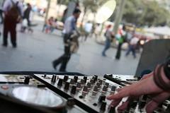 Mr. DJ II (6T) Tags: barcelona urban triangle dj bcn carlos urbano fnac barcelone urbain 6t