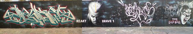 Brave1 ruin's Reakt's Halloween on concrete 2008
