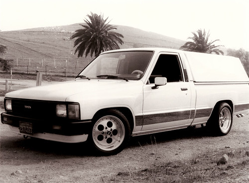 '86 Toyota Truck