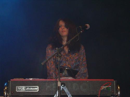 the fuzztones gonn primitive-24 ottobre 2008 live 9 - fanzine