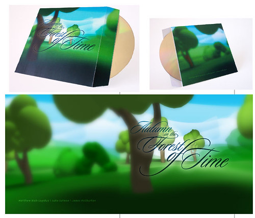 Autumn in the Forest of Time - Documentation Packaging