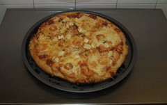 pizza finished