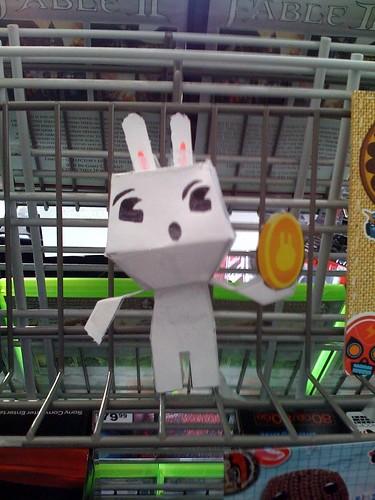 GameStop Bunny