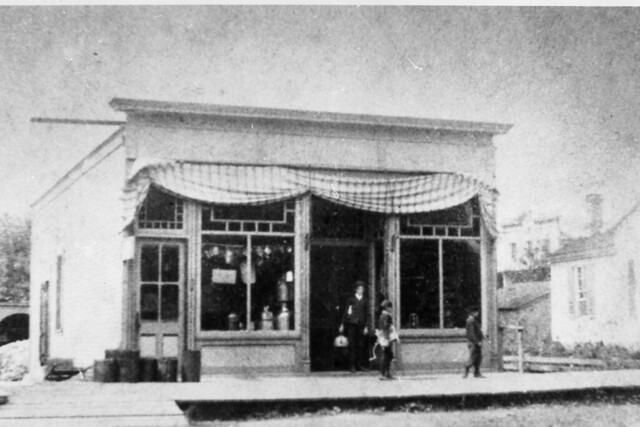 Glen Ellyn IL  Boyds first store 1888 by ChicagoSEO