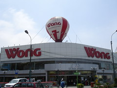 Wong, superstar of supermarkets