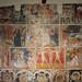 Soleto - Chiesa di Santo Stefano (sec. XIV) - Affreschi pareti laterali