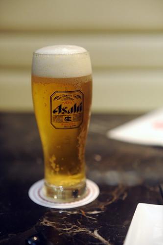 アサヒ 生ビール by 愛攝影的史...