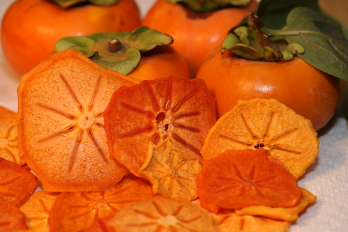 Dried Fuyu Persimmon