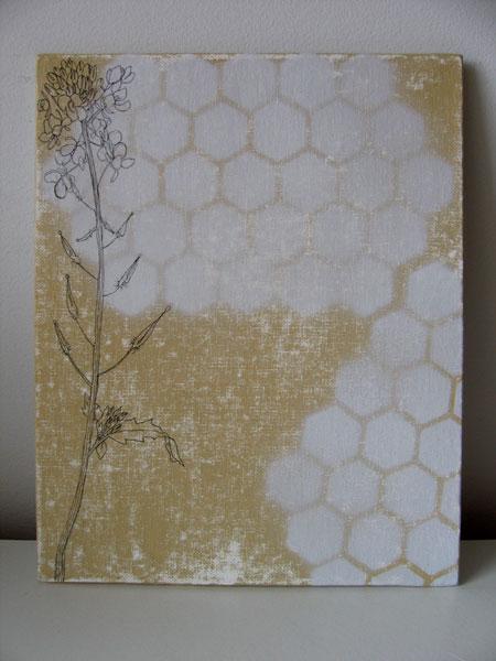 hive: mustard