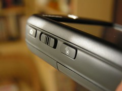 Controles laterales (cmara, volumen y comunicaciones) (luipermom) Tags: windows macro mobile smartphone spv qtek s200 wm5 m600