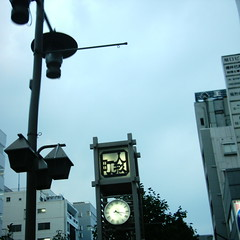 【写真】Clock tower (MiniDigi)