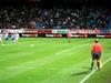 Penalty d'Hoarau et joie des supporters parisiens