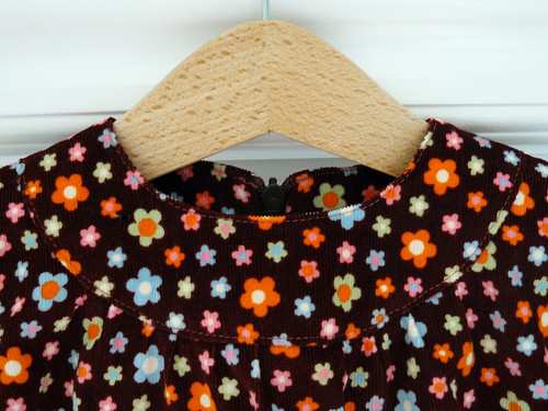 Dolly daisy dress - yoke