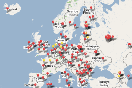 WiMAX Deployment in Europa