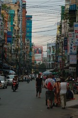 Downtown Saigon