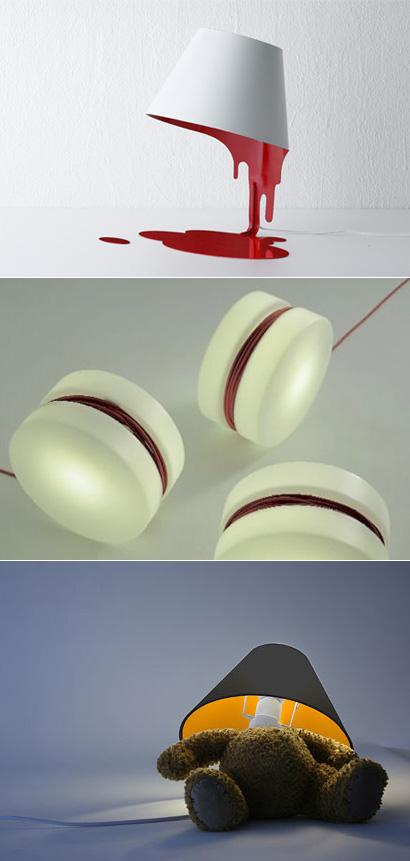 Selección de lámparas