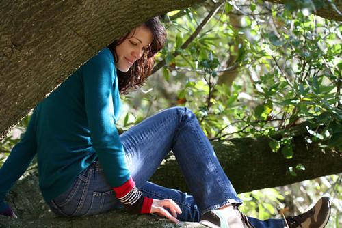 Joy in a Tree