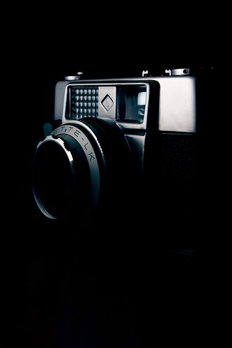 Old Agfa Camera